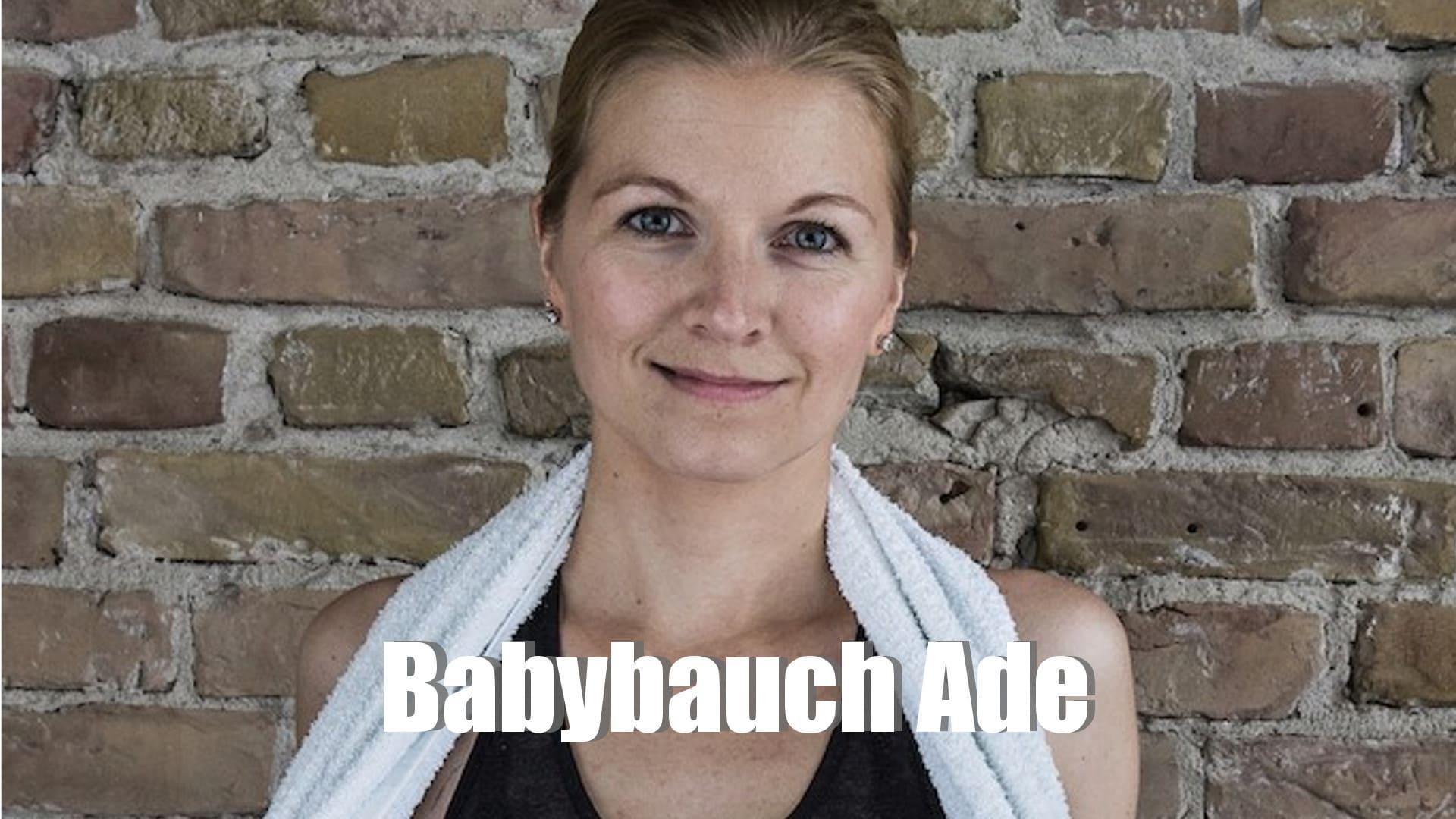 Babybauch Ade