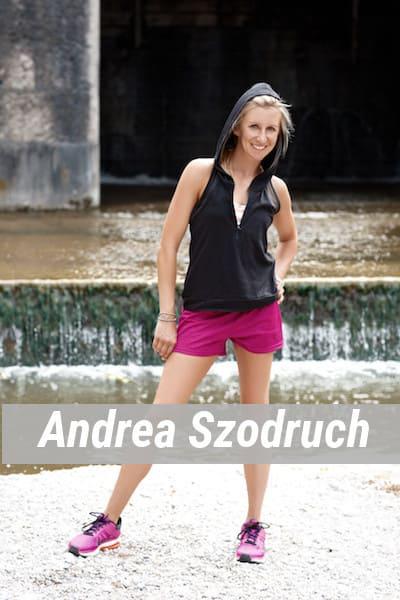 Andrea Szodruch – Personal Trainerin